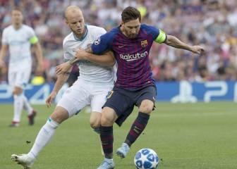 Messi iguala a Raúl marcando en temporadas consecutivas