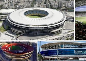 Copa América 2019: fechas, sedes, calendario y estadios