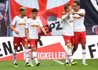 Leipzig-Salzburgo, el partido prohibido Red Bull vs Red Bull