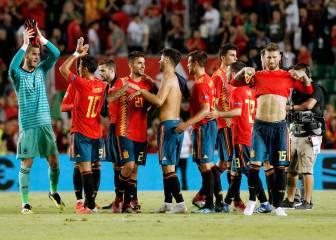 Bélgica manda en el ranking FIFA; España recorta puntos