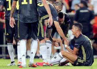 El presidente de la Juventus manda un mensaje a Cristiano