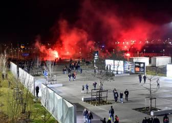 Rechazado el recurso del Lyon contra el cierre de su estadio