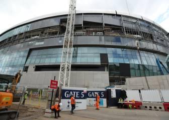 """Caos en las obras del estadio del Tottenham: """"Alcohol, drogas, peleas..."""""""
