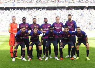 Condicionadas alineaciones para la quinta jornada de Liga