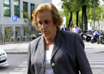 Teresa Rivero, condenada a siete años de cárcel por fraude fiscal