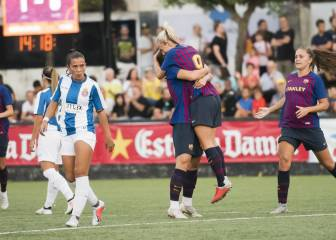 El Barcelona no falló en el derbi ante el Espanyol
