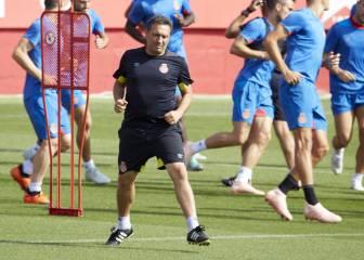 """Eusebio: """"Fuera nervios, fuera impresiones y a jugar a fútbol"""""""