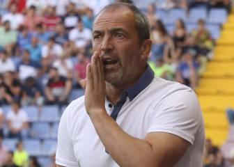"""Sabas: """"La primera victoria nos quita una presión increíble"""""""