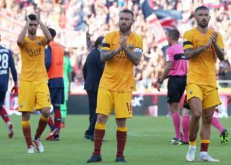 El Roma no levanta cabeza: otra derrota
