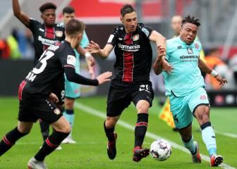El Leverkusen suma sus primeros puntos de la temporada