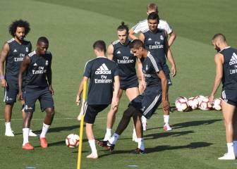 Bale, Marcelo y Kroos vuelven para el partido ante el Sevilla