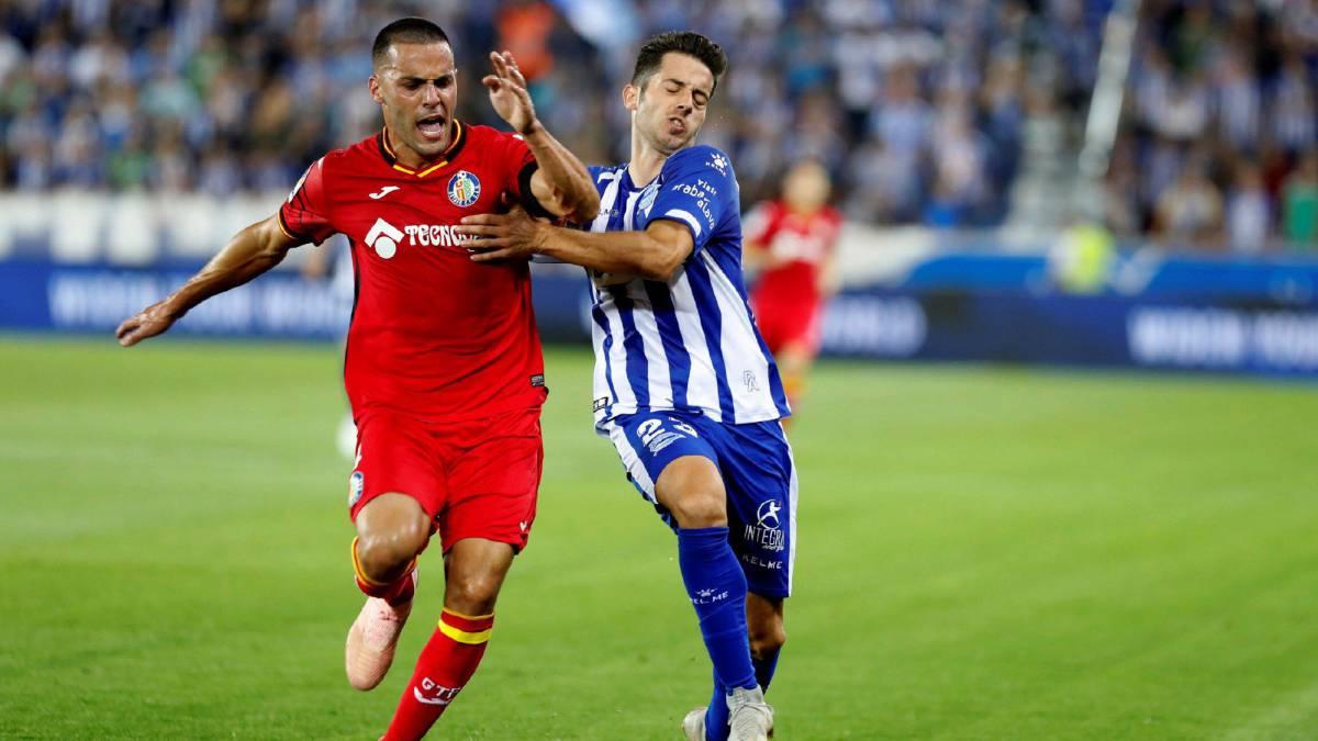 Alavés 1 - Getafe 1: resultado, goles y resumen del partido - AS.com
