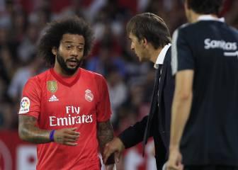 Marcelo, liberado por lesión de los amistosos de Brasil