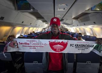 Krasnodar pone esta noche a prueba las reservas del Sevilla