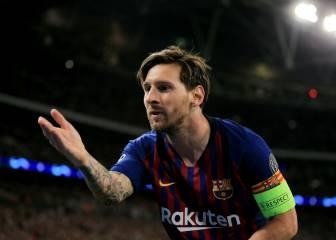 Messi cumple su palabra
