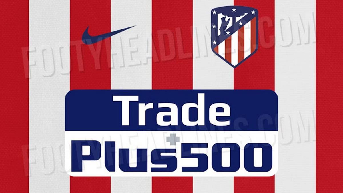 3b6246243c7a9 ATLÉTICO Nike prepara un diseño clásico para la camiseta de la 2019 ...