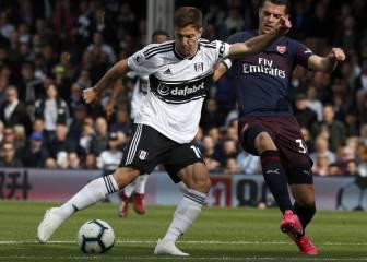 Así va a los cedidos: Jonny, a la Selección y Vietto da otro gol
