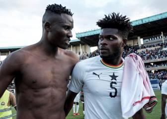 La Ghana de Thomas no jugará con Sierra Leona, sancionada