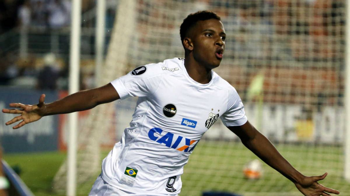 Image result for santos rodrygo