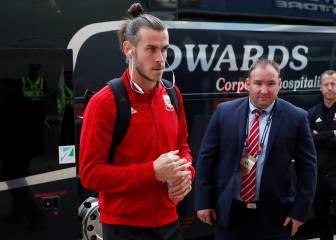 Silencio en los jugadores de Gales sobre el 'caso Bale'