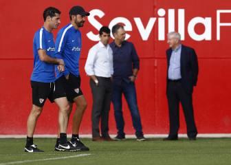 El Sevilla tiene decidido ir a por dos fichajes en enero