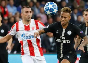 PSG y Estrella Roja se declaran inocentes y piden a la UEFA que se investigue
