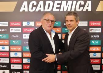 """Joao Alves: """"Rechazar al Madrid fue una burrada, fue mi culpa"""""""