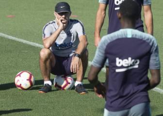 Barça: sobrecarga de partidos, pero no de viajes