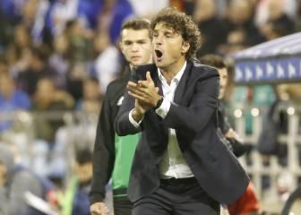 Imanol Idiákez se jugará el puesto frente al Tenerife