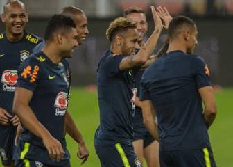 Brasil y Argentina se miden en un Superclásico de las Arabias
