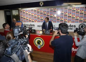 El Hércules irá a la Federación y al juez de Competición si el Valencia no rectifica y se disculpa