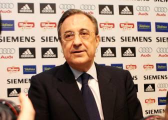 Confidencial: Florentino Pérez se reunió con JP Morgan por el crédito del Santiago Bernabéu