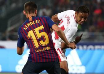 El Sevilla empieza a devolver el dinero de la Supercopa