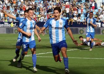 Así va la Segunda División: Todos persiguen al Málaga