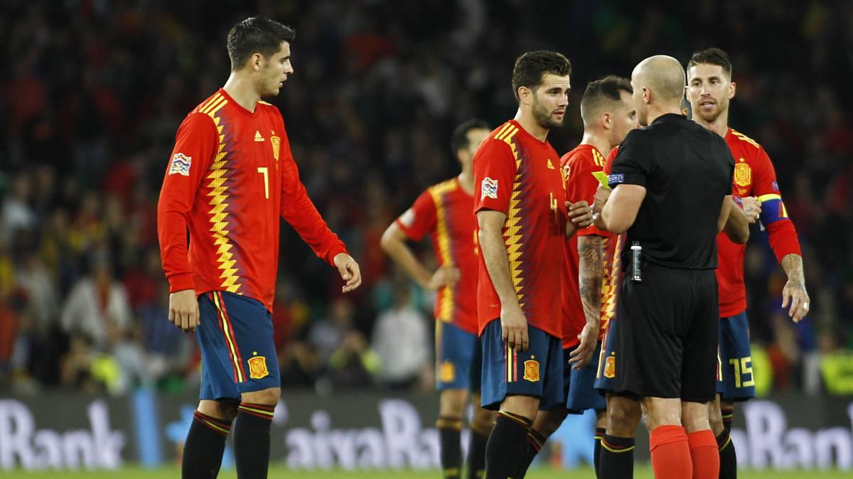 Resultado de imagen de seleccion española