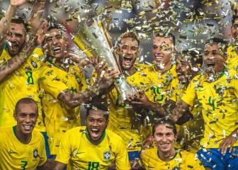 Las mejores imágenes del Clásico Sudamericano