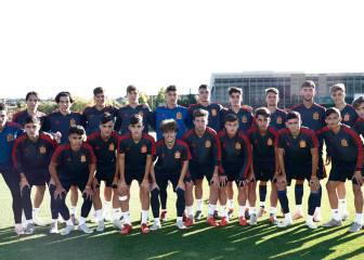 El Barça, el equipo que más jugadores aporta a la Sub-17