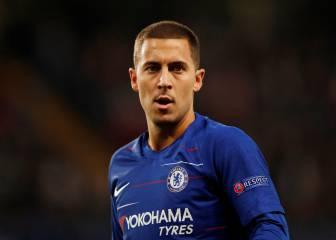 El Chelsea tiene un plan anti Madrid para retener a Hazard