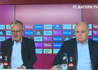 """Defensa en tromba del Bayern a su plantilla: """"Es intolerable"""""""