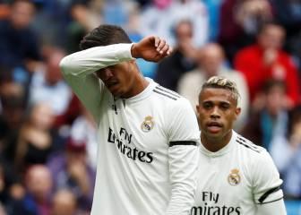 El 1x1 del Madrid: Varane se disparó al pie, Marcelo resurgió