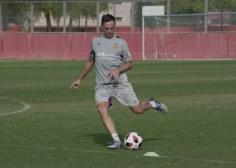 "Steve Nash: ""Los jugadores del Mallorca me enorgullecen"""