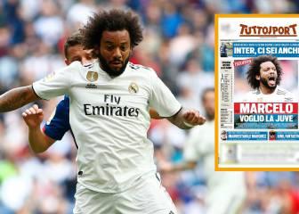 Tuttosport: Marcelo pide el traspaso a la Juve en enero