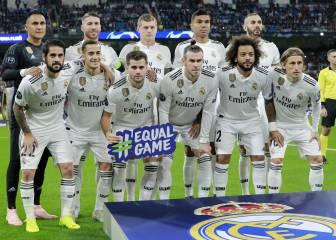 1x1 del Madrid: Nacho evitó una nueva catástrofe en el Bernabéu