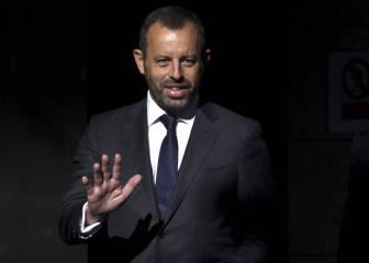 Teixeira habló con Rosell sobre países para eludir a la Justicia