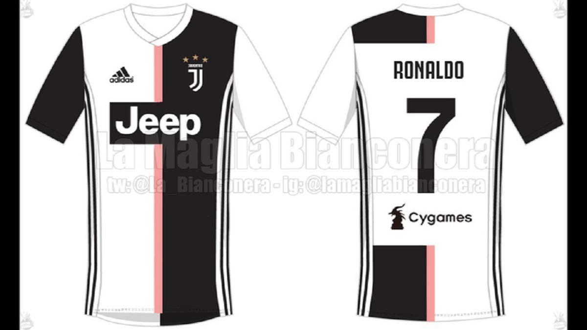 Filtrada la supuesta camiseta de la Juventus para la 2019-2020 - AS.com 40444809d5c86