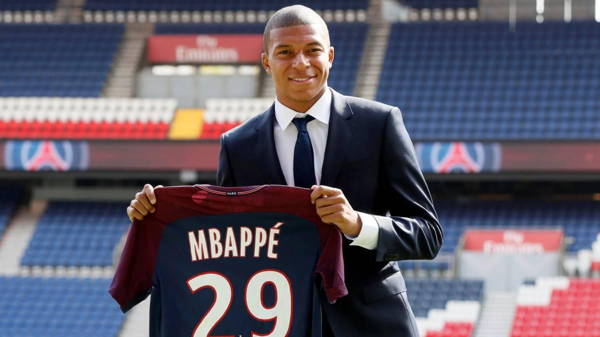 Kylian Mbappé Net Worth 2019