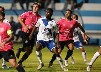 El Tenerife golea al Orotava en un amistoso