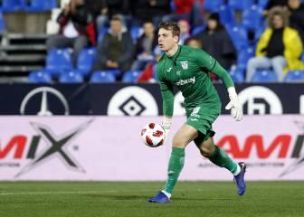 El Real Madrid medita repatriar a Lunin y cederlo a otro equipo