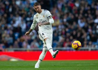 Ramos, más efectivo que Messi desde el punto de penalti