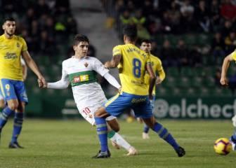El gol pasa de largo en el Martínez Valero